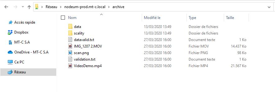 Nodeum Archive